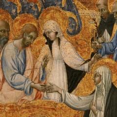 La vraie posture de Catherine de Sienne