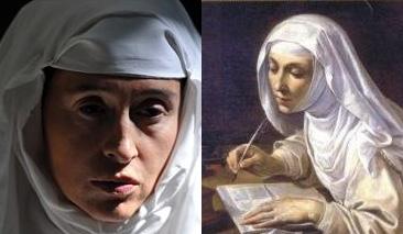 Sainte Catherine de Sienne dans Inquisitio