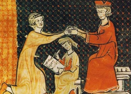 La féodalité au Moyen Age