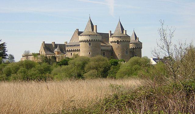 Moyen-Age - Château Suscinio
