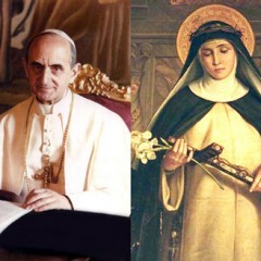 Catherine de Sienne «Docteur de l'Eglise» : le discours de Paul VI