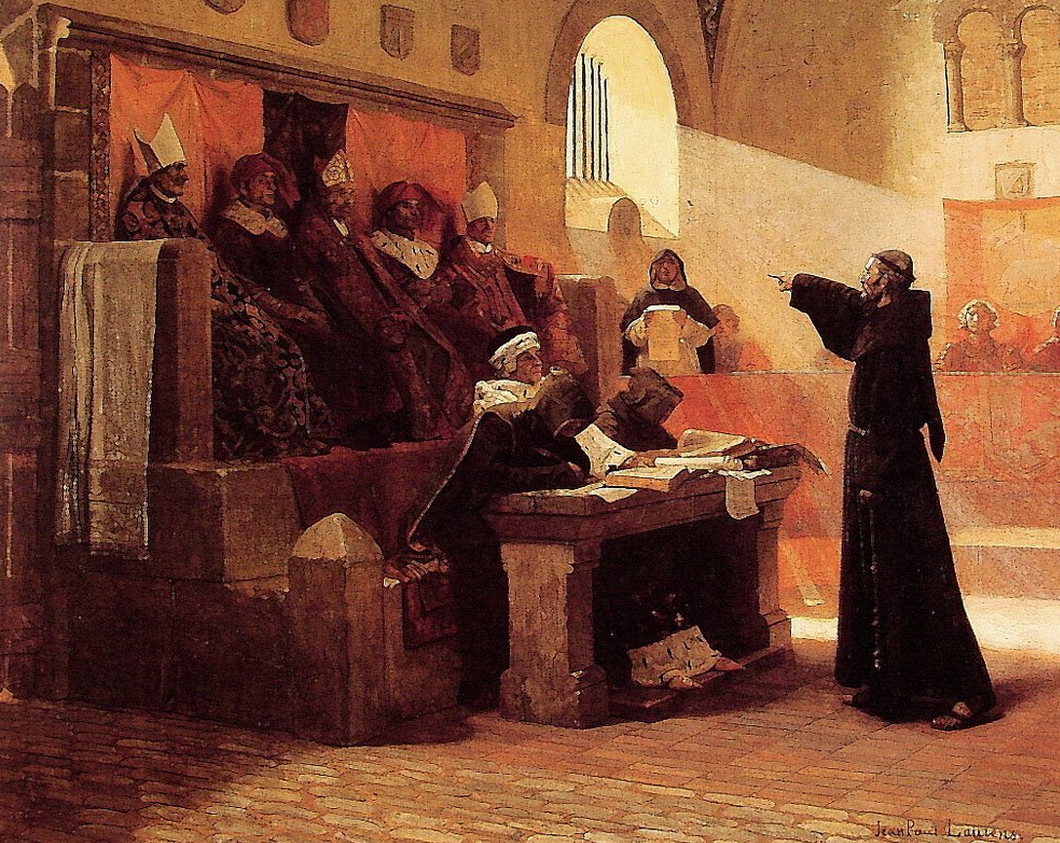 L'éducation, d'angoisses en espoirs. Tribunal-Inquisition