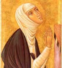 Catherine de Sienne, femme actuelle (3/3)
