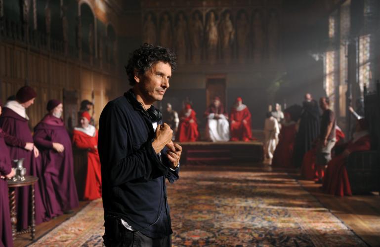 Nicolas Cuche, le réalisateur de la série Inquisitio diffusée sur France 2